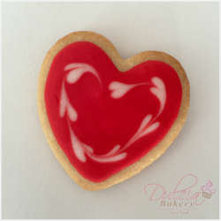 How To Decorate Cookies For Valentine S Day Dulcia Bakery