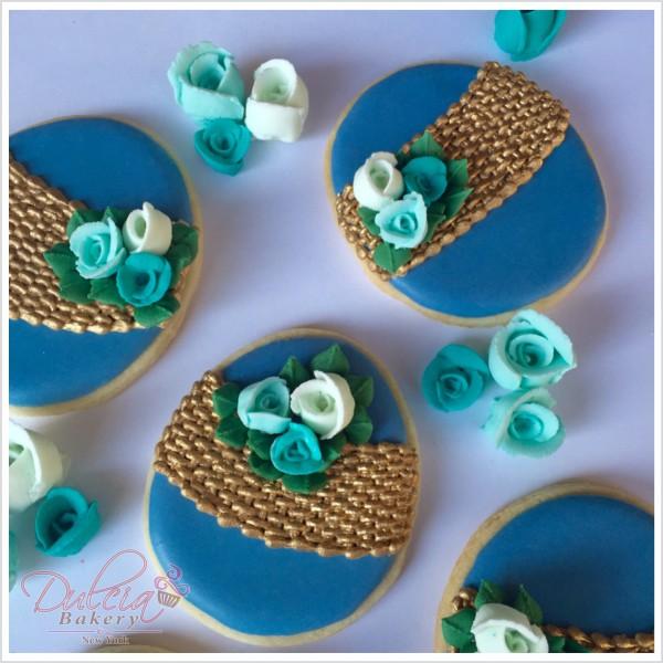 Easter Cookies Baketweave