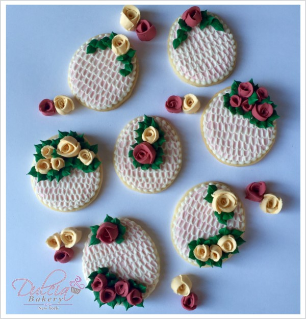 Easter Cookies Brush Embroidery