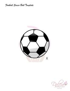 Dulcia_Bakery_Fotball_Soccer_Ball_Template
