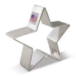 Star Cookie Cutter Ann Clark