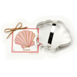 Sea Shell Cookie Cutter Ann Clark