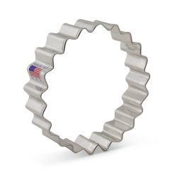 Fluted Circle Cookie Cutter By Ann Clark