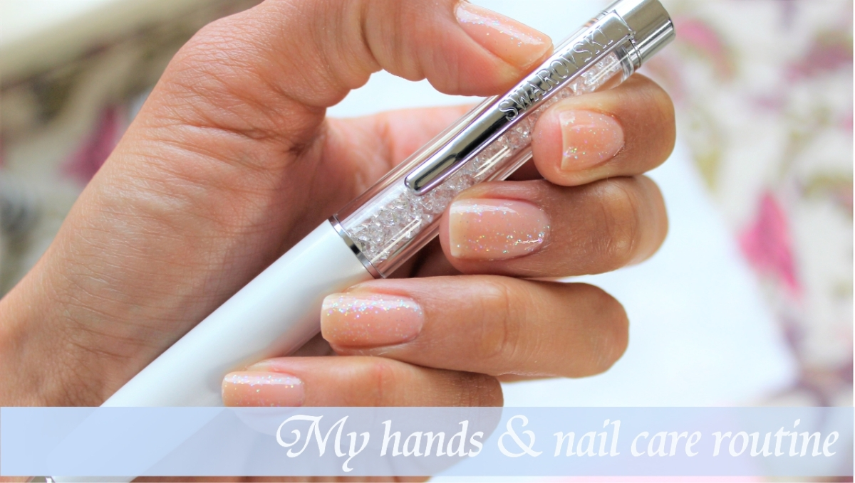 My Hands Amp Nail Care Routine Dulcia Bakery
